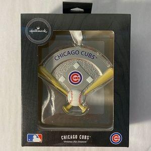 Chicago Cubs Hallmark MLB Tree Ornament